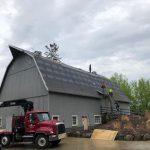 Gambrel Barn Roof